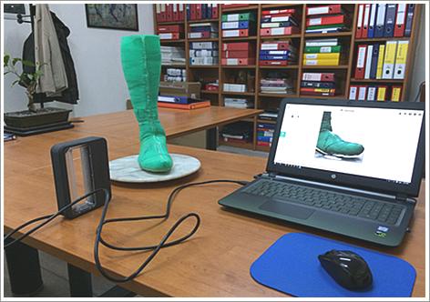 INGEO - Structural analysis, Rapid Prototyping, 3D scanning